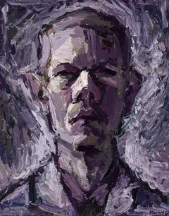 Selbstporträt, 1968
