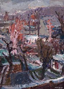 Winterlandschaft, 1965