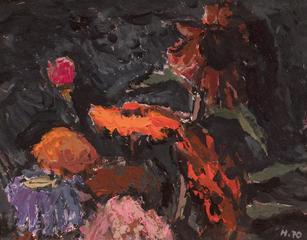 Herbstblumen, 1970