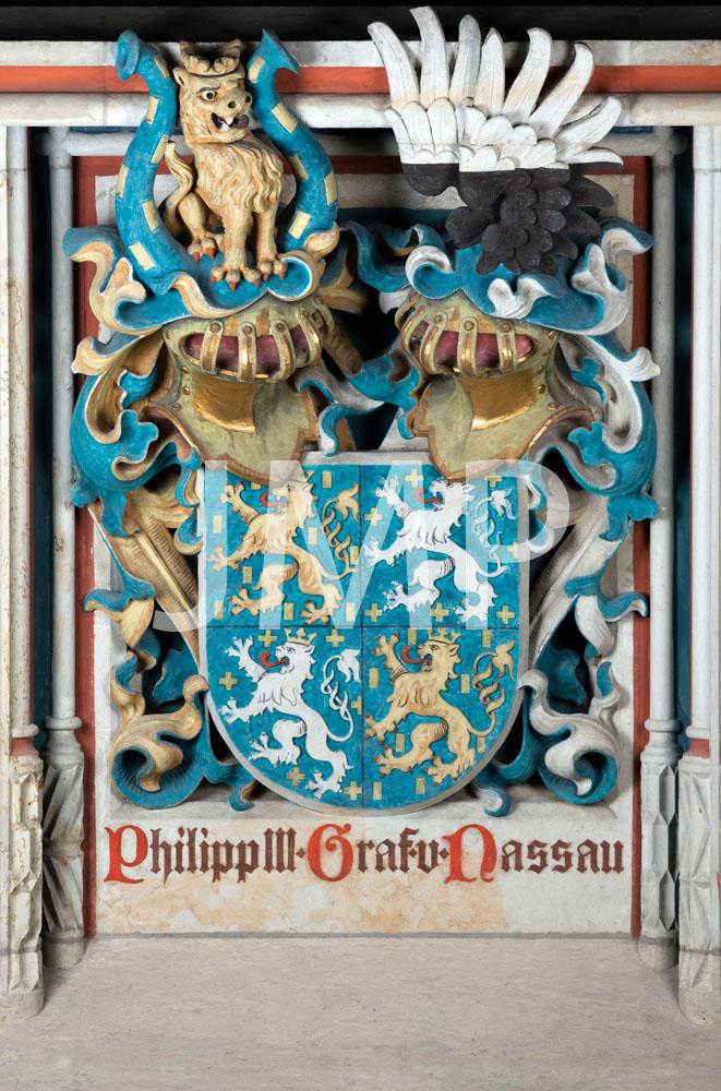 Philipp III. Graf v. Nassau