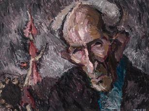 Porträt E. Matthäus, 1970