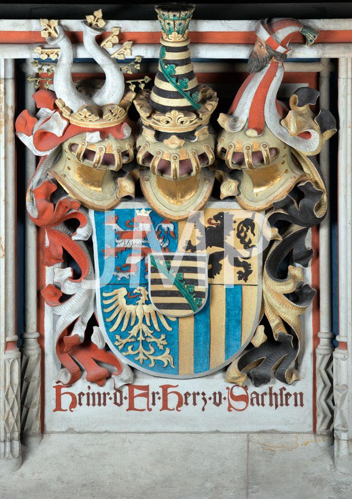 Heinrich d. Er.Herz- v. Sachsen