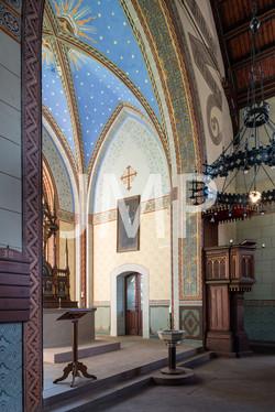 Wackersleben, St. Abdon und Sennes