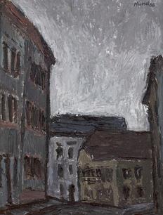 Alte Häuser, 1968