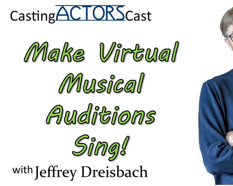 Make Virtual Musical Auditions Sing!