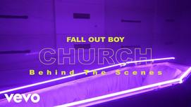 """FALL OUT BOY """"CHURCH"""""""