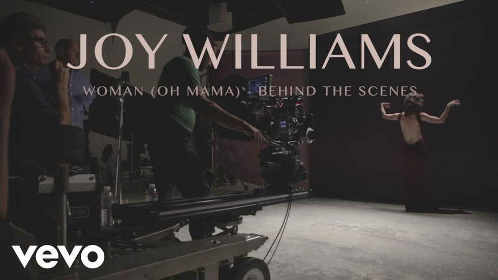 "Joy Williams ""Woman"""