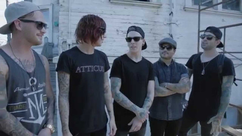 "Sleeping With Sirens ""Better Off Dead"""