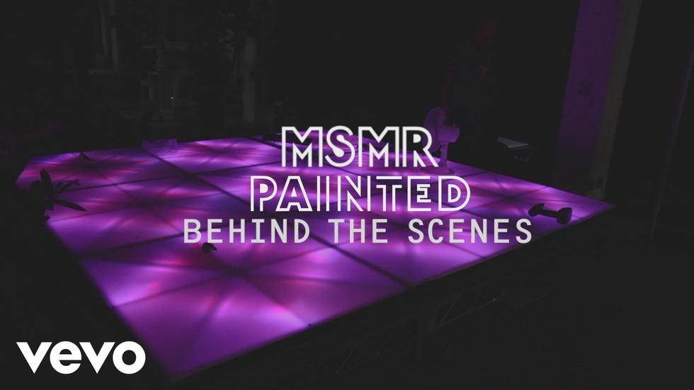 """MSMR """"Painted"""""""