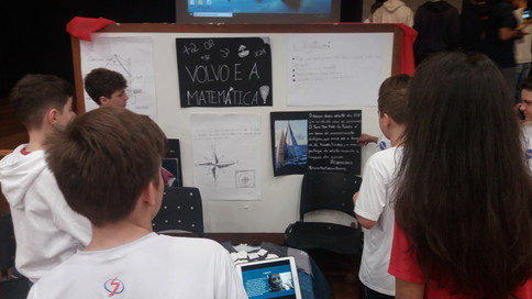 Projeto Matemática nos barcos a vela