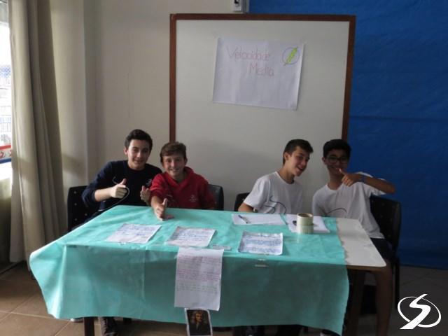 Projeto Velozes e Matemáticos
