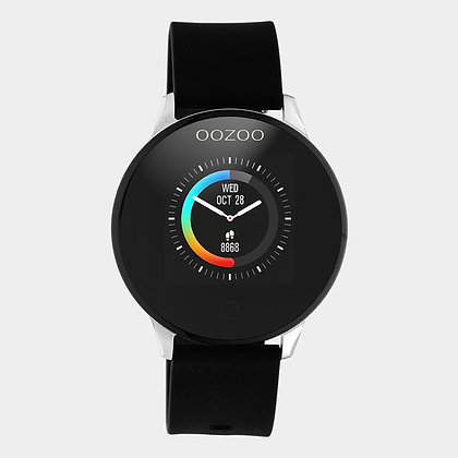 Smartwatch Black/Silver
