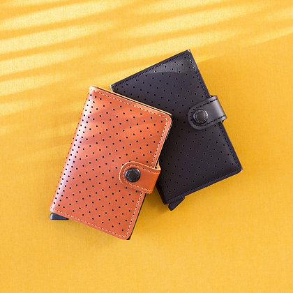 Secrid Mini Wallet Perforated