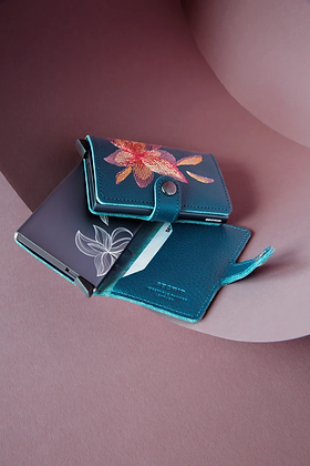 Secrid Mini Wallet Stitch Magnolia