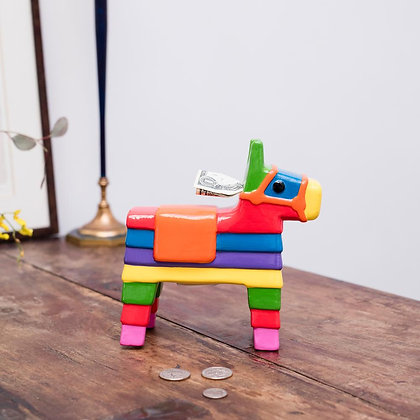 Piñata Money Bank