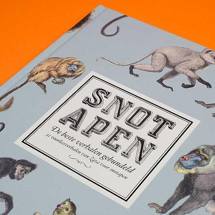 Voorleesboek Snotapen