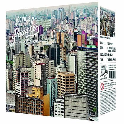 Puzzle Sao Paulo