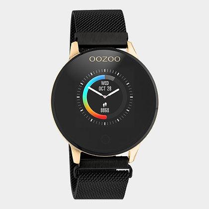 Smartwatch Black/Rose gold