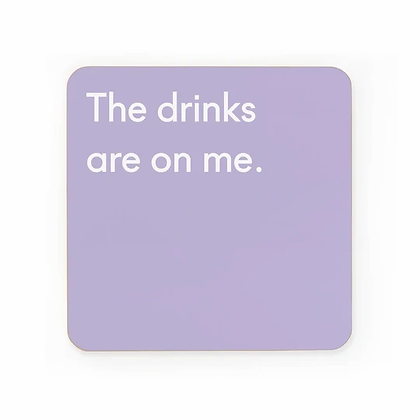 Coaster - Drinks