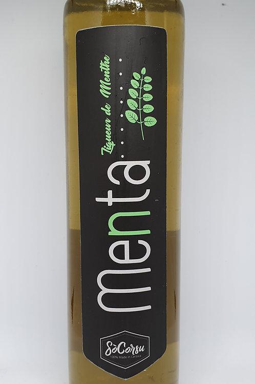 Liqueur de MENTA 25CL