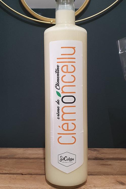 creme de CLEMONCELLU (Latte)