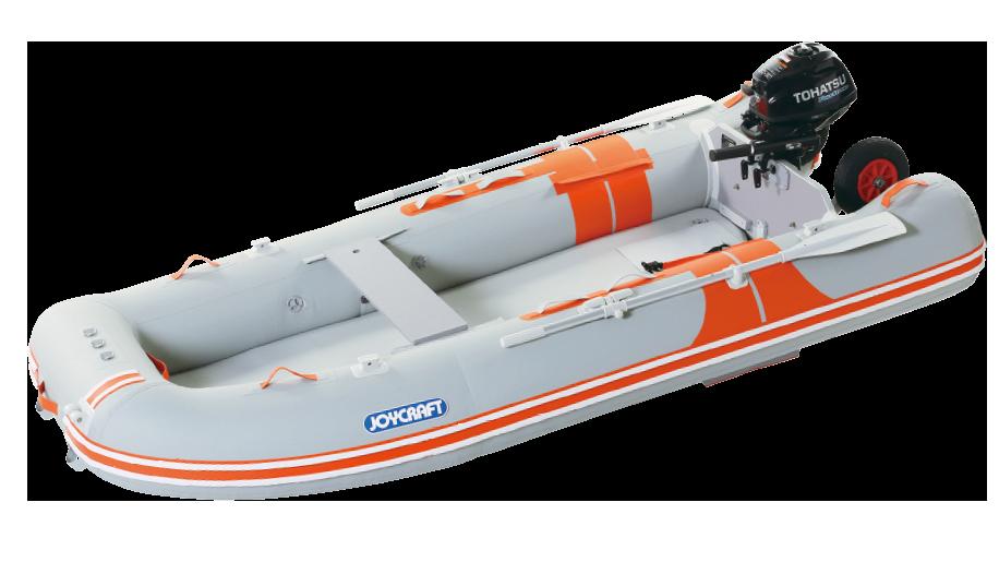 オレンジペコ323ワイド SS ヤマハ/ホンダ2馬力セット