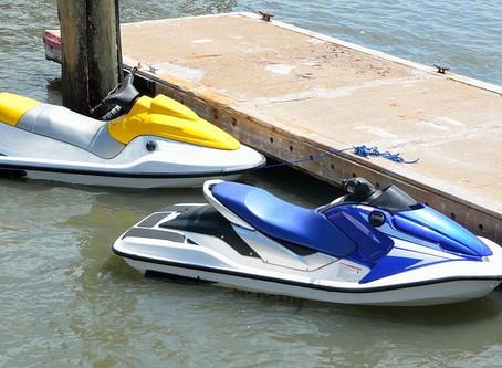 寒さに負けず!水上バイクの免許取得を目指しましょう!