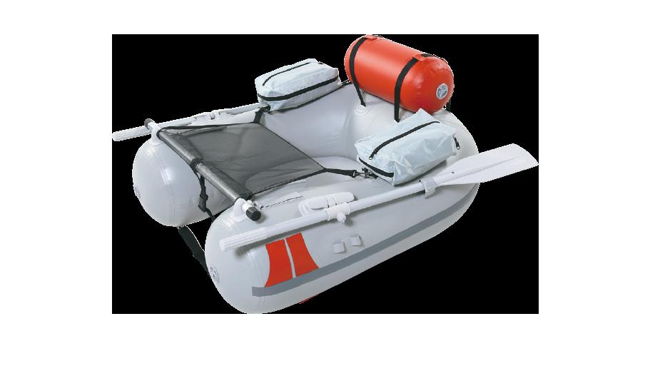 JU-5N 1人乗り オール、リジッドフレックス、ダイナキール付き