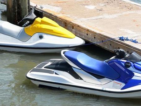 ジェットスキー(水上バイク)ってどんな乗り物?