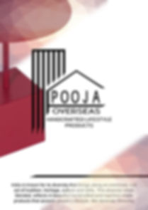 Pooja Overseas, a manufacturer & exporter of Furniture, Home Decor and Gifting products in Moradabad, India.