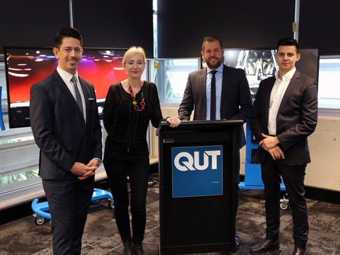 BMW+QUT Design Academy was officially launched
