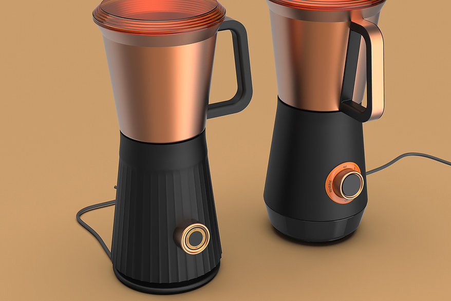 coffee grinder and food mixer for YASHA