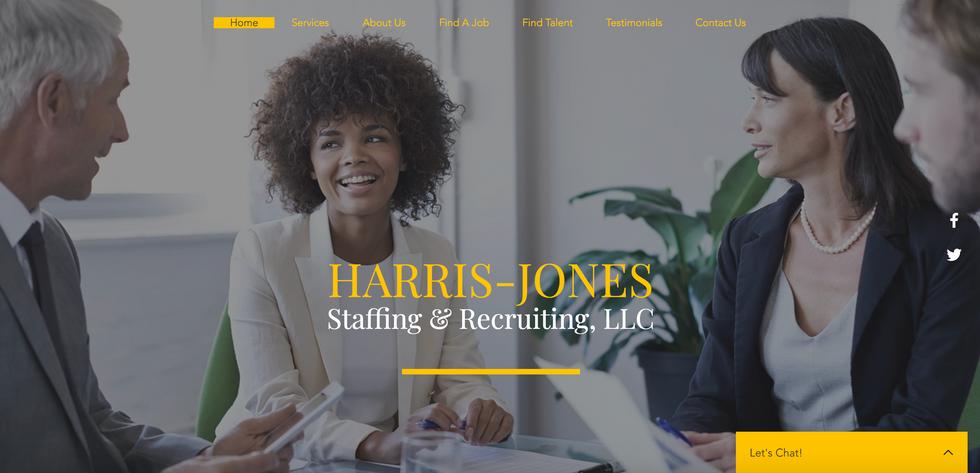 Harris-Jones Staffing & Recruiting