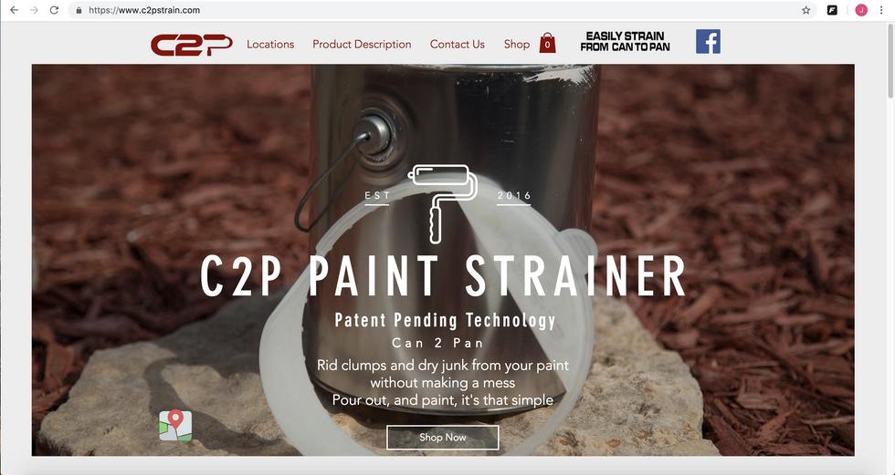 C2P Strainer