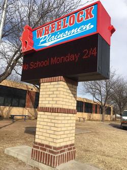 Lubbock ISD - Wheelock Elementary