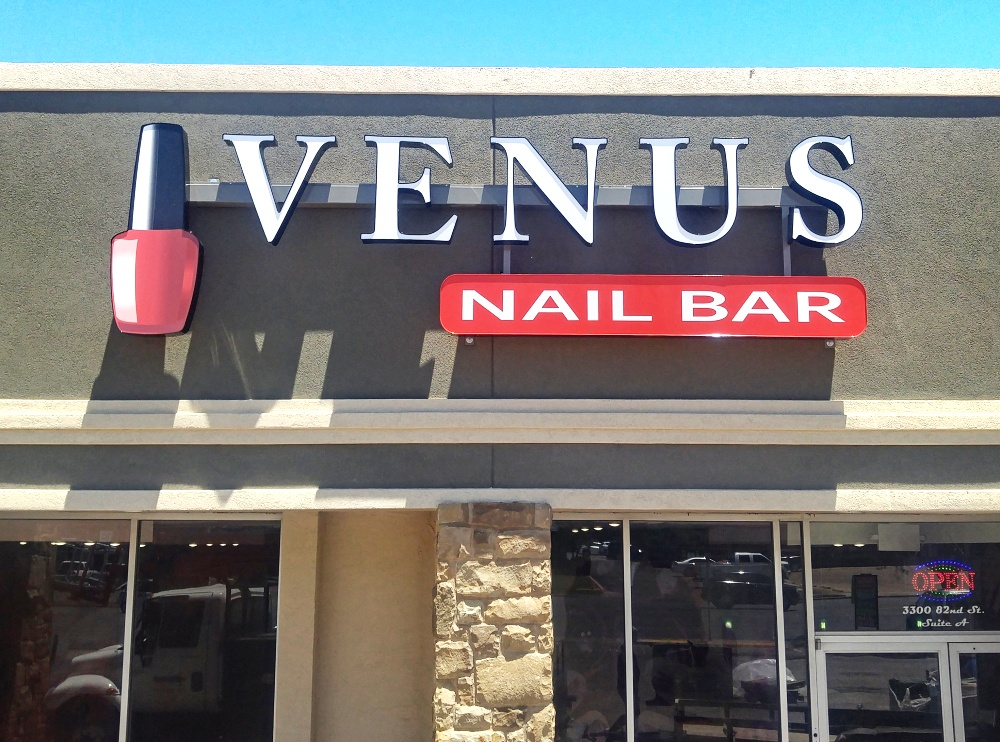 Venus Nail Bar Completion Photo