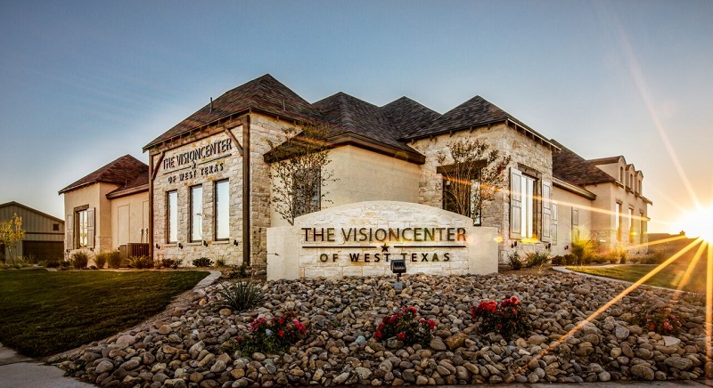 The VisionCenter of West Texas