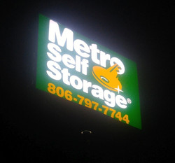 Metro Self Storage - Completion Photo