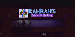 RahRah's Fabrics & Quilting