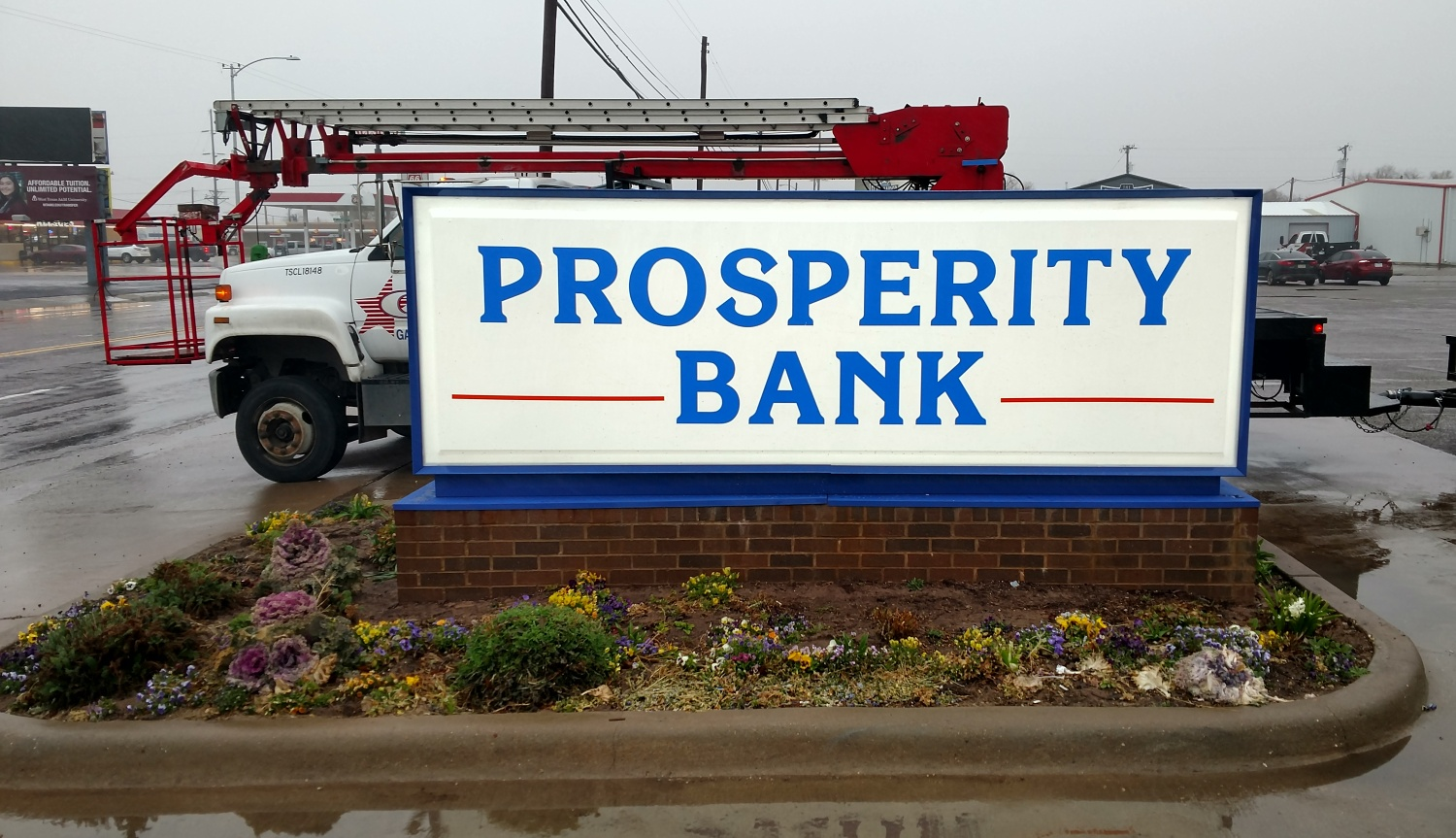 Prosperity Bank - Levelland, TX