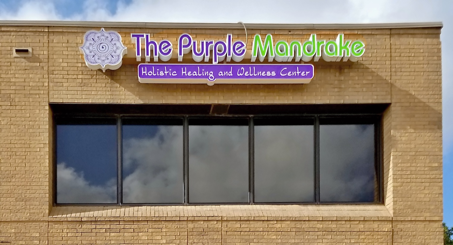The Purple Mandrake