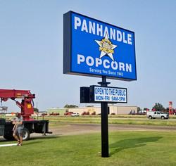 Panhandle Popcorn