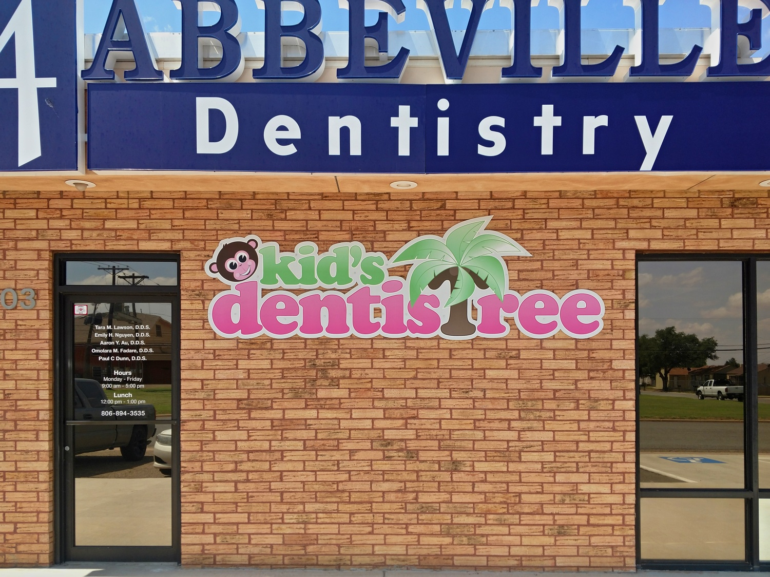 Abbeville - Kid's Dentistree