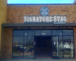 Signature Stag Completion Photo