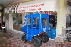 Branda ATV Kaplama