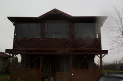 Balkon Kaplama Branda