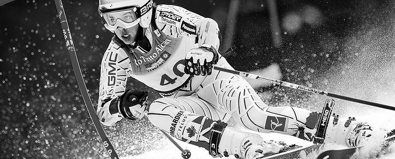 Jack Crawford Alpine Skier