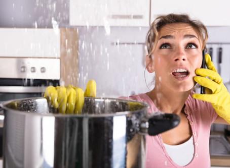 Plumbing Emergency 101 - When to Call the Plumbers