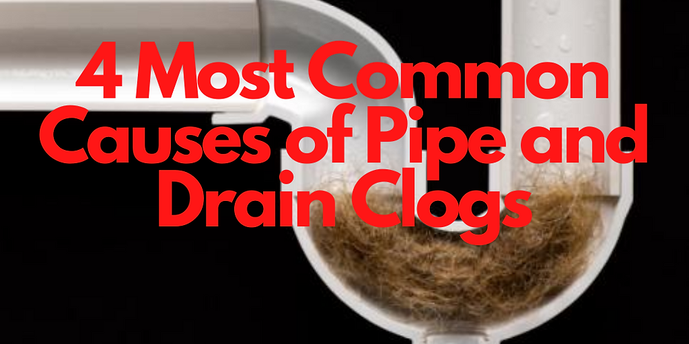 Plumbers Wausau 4 Most Common Causes of Pipe and Drain Clogs