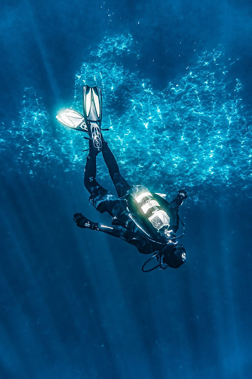 SSI- Deep Diving Specialty